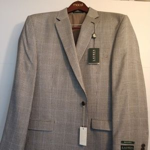 Silk & Wool Sport Coat